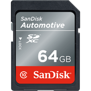 Automotive SD Cards