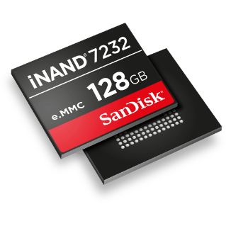 iNAND 7232