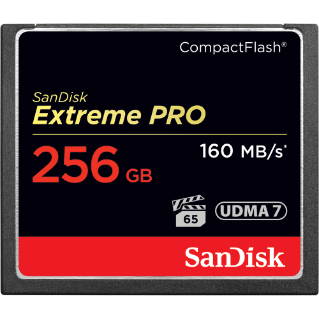 SanDisk ExtremePro® CompactFlash® Card