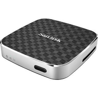 SanDisk Connect™ Wireless Media Drive