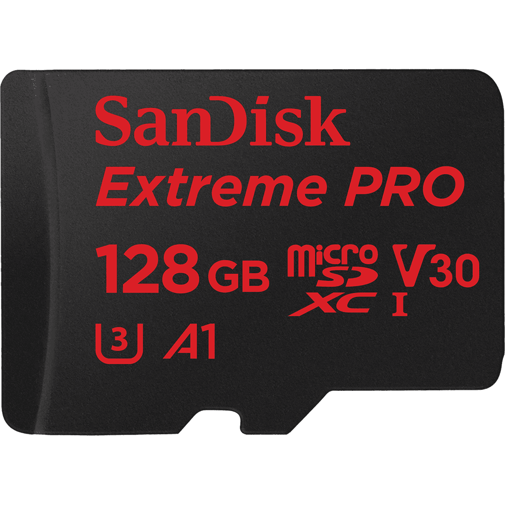 "SanDisk Extreme PRO<sup>®</sup> <i class=""no-caps"">microSDHC™</i>/ <i class=""no-caps"">microSDXC™</i> UHS-I Card"