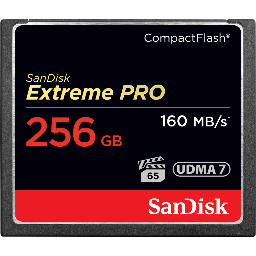 Extreme Pro Compactflash Memory Card Sandisk Ultra Compact Devices Parallel Flash Prosup Sup